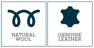 kobi, e-kobi, EMU Australia ikony Leather Wool i Genuine Leather