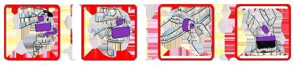 kobi, e-kobi, instrukcja użytkowania past samopołyskowych marki PALC