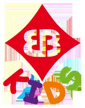 kobi, e-kobi, logo marki EB-Kids