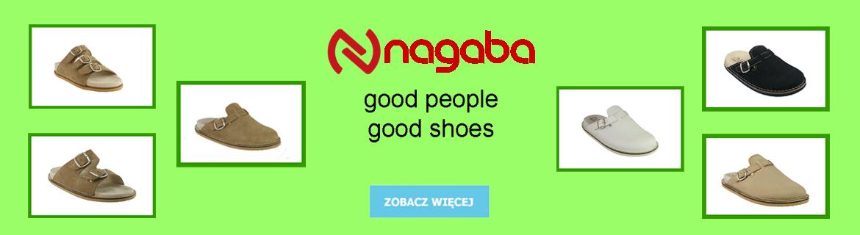 kobi, e-kobi, obuwie profilaktyczne z kolekcji firmy NAGABA, baner