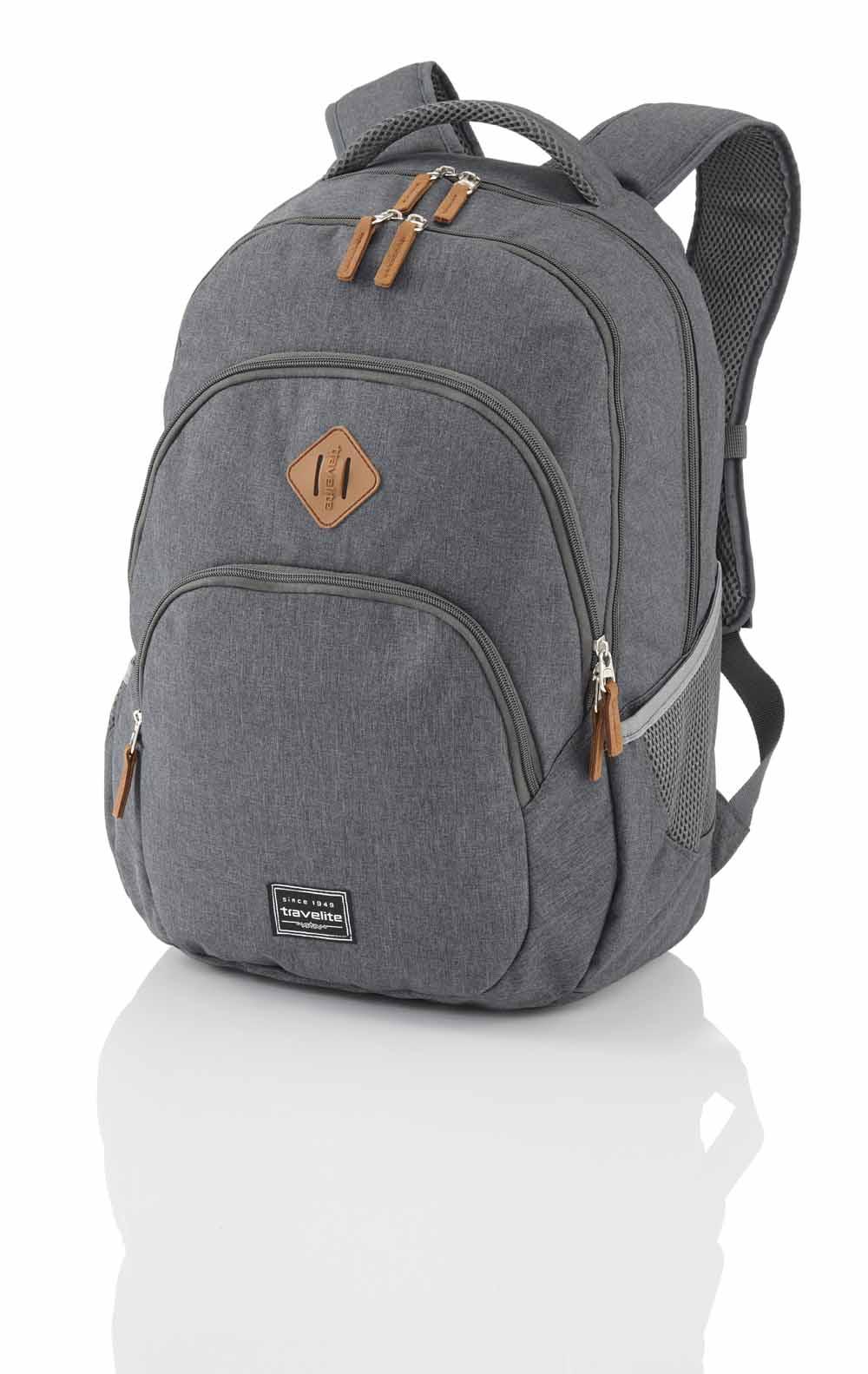 96308 TRAVELITE BASICS Plecak Uniwersalny 22L Anthrazit, zdjęcie szczegółu
