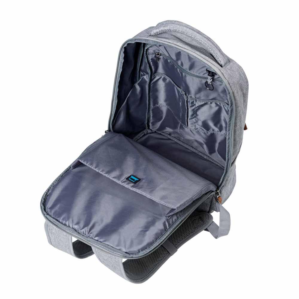 96311 TRAVELITE BASICS Safty Plecak 23L Hellgrau, zdjęcie szczegółu