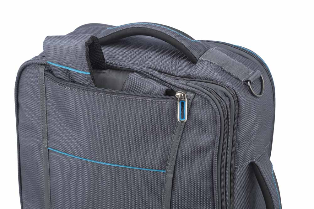 89505 TRAVELITE CROSSLITE Plecak torba 2w1 23/28L Anthrazit, zdjęcie szczegółu