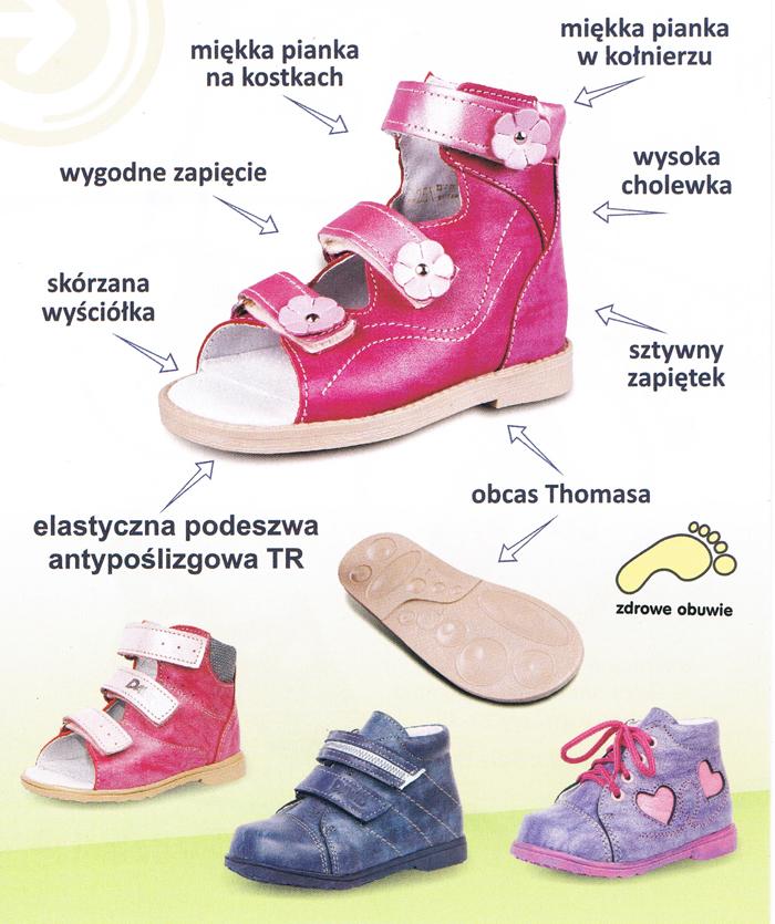 kobi, e-kobi, graficzne przedstawienie właściwości obuwia profilaktycznego firmy DAWID