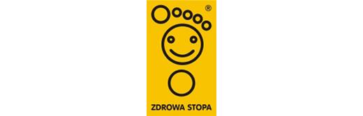 kobi, e-kobi, ikona znaku ZDROWA STOPA