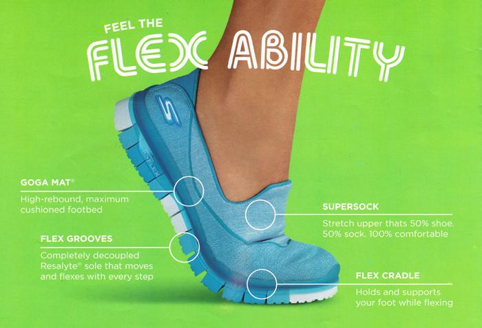 kobi, e-kobi, zalety obuwia firmy Skechers