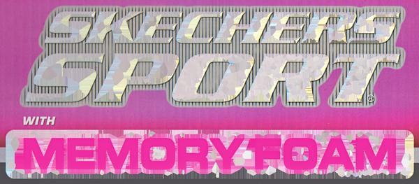 kobi, e-kobi, logo Skechers Sport z wkładka Memory Foam