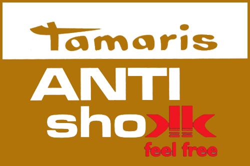 kobi, e-kobi, piktogram systemu Antishokk firmy TAMARIS
