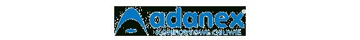 Logo marki Adanex, sklep internetowy e-kobi.pl