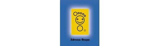 Znak ZDROWA STOPA, sklep internetowy e-kobi.pl