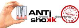 kobi, butykobi, logo systemu ANTISHOKK,firmy TAMARIS