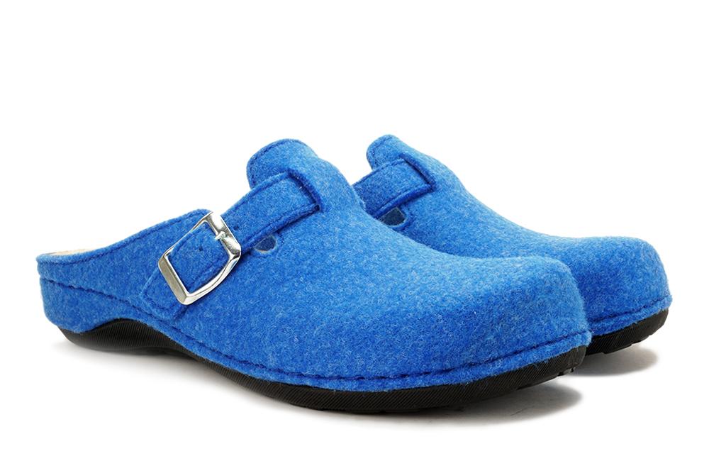 DR. BRINKMANN 320704-5 jeans, kapcie damskie, sklep internetowy e-kobi.pl