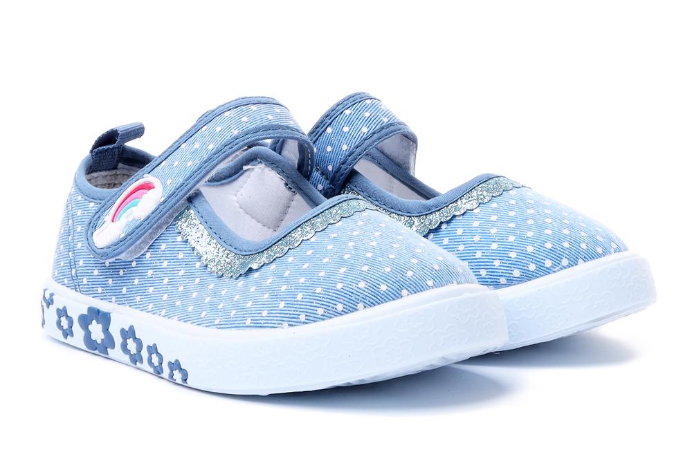 AXIM 1TE20721 niebieski, tenisówki dziecięce, rozmiary 19-, sklep internetowy e-kobi.pl