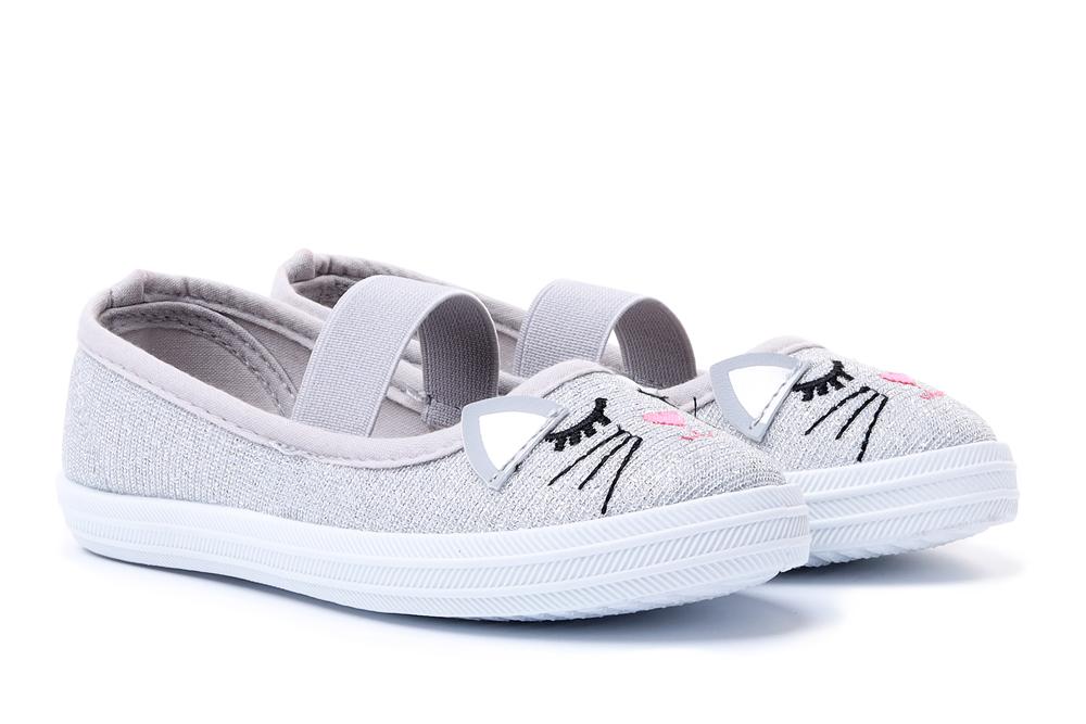 AXIM 5TE21021 srebrny, tenisówki dziecięce, rozmiary 28-, sklep internetowy e-kobi.pl
