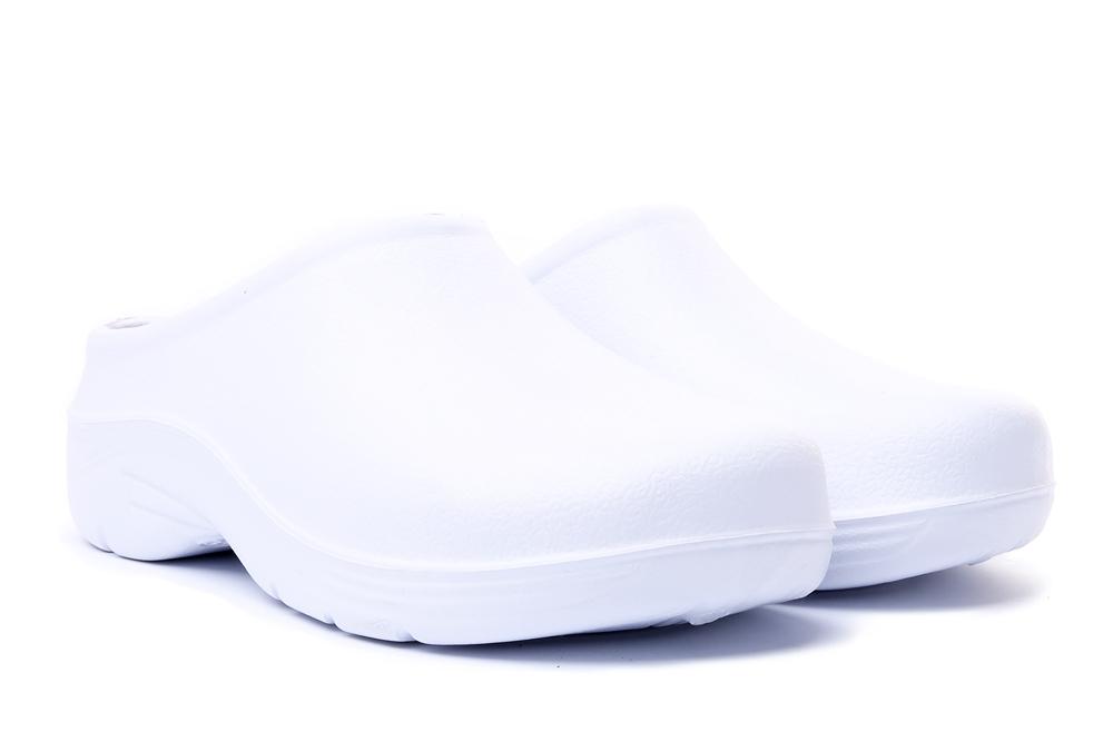 AXIM 7K3806B white, klapki, croksy damskie, sklep internetowy e-kobi.pl