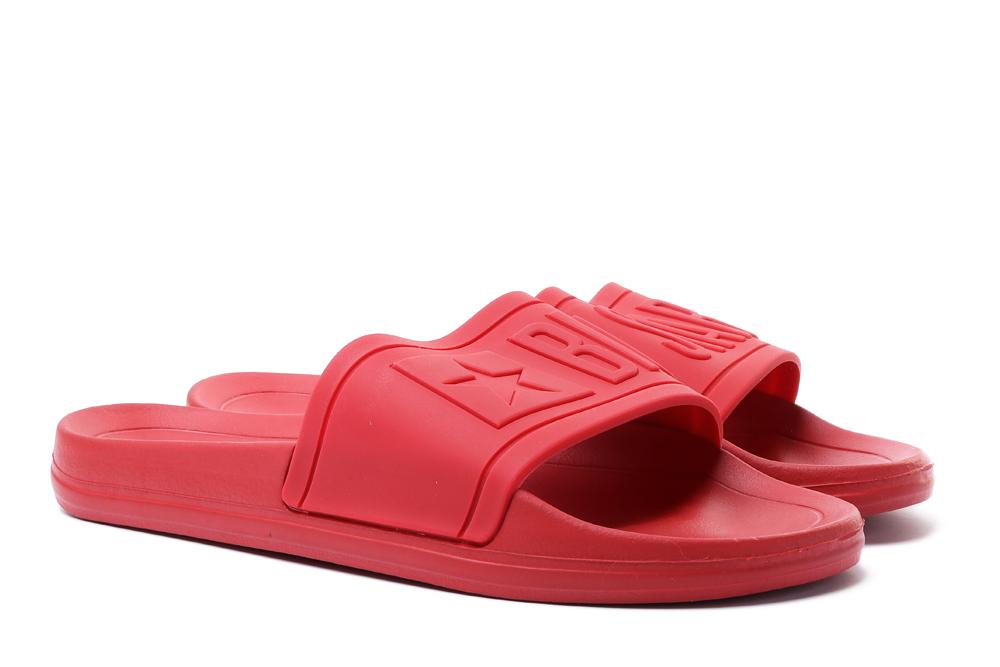BIG STAR DD274A270 czerwony, klapki basenowe damskie, sklep internetowy e-kobi.pl