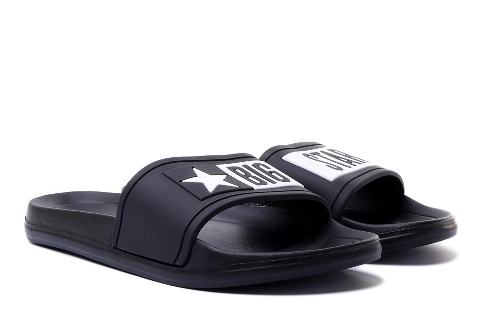 BIG STAR DD374150 czarny, klapki basenowe dziecięce, rozmiary 30-, sklep internetowy e-kobi.pl