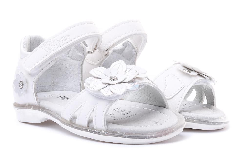WOJTYŁKO 1S40121 biały, sandały dziecięce, sklep internetowy e-kobi.pl