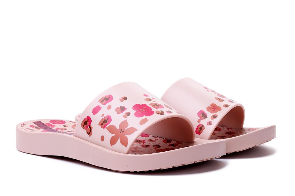 IPANEMA 83142 URBAN II SLIDE KIDS 20197 pink/pink, klapki dziecięce, sklep internetowy e-kobi.pl