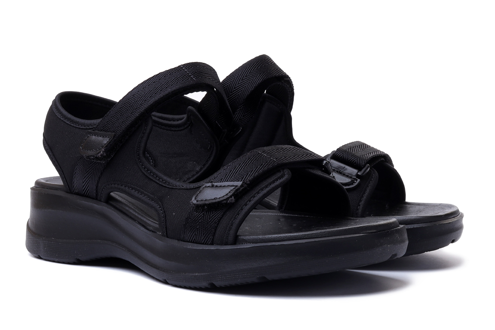 AZALEIA 330/560 (84/85) black, sandały damskie, sklep internetowy e-kobi.pl