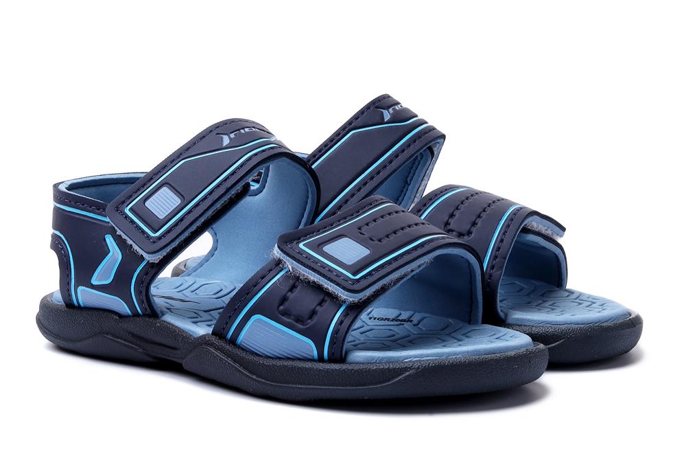 RIDER 83069 ADVENTURE BABY 20729 blue/blue, sandały dziecięce, rozmiary 21-, sklep internetowy e-kobi.pl