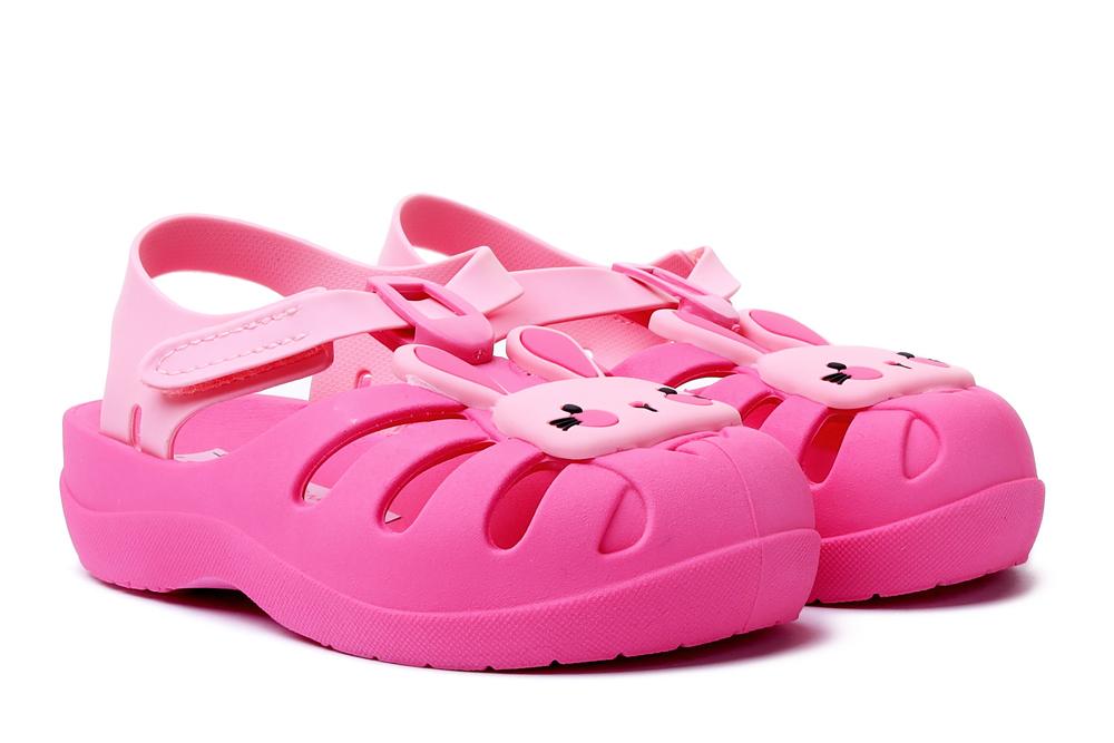 IPANEMA 83074 SUMMER VII BABY 21532 pink, sandały dziecięce, sklep internetowy e-kobi.pl