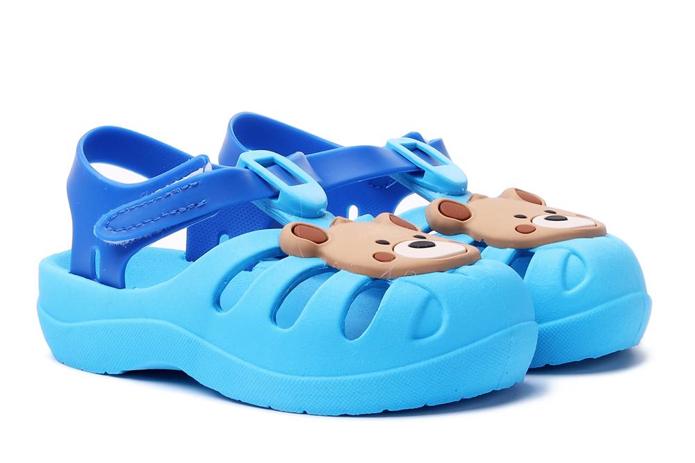 IPANEMA 83074 SUMMER VII BABY 20729 blue/blue, sandały dziecięce, sklep internetowy e-kobi.pl