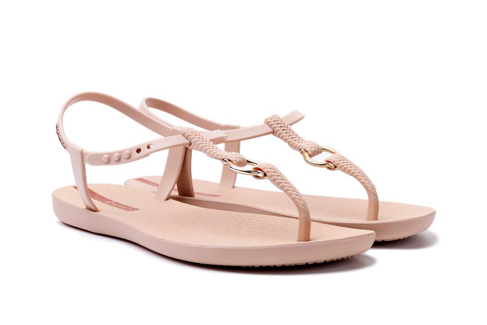 IPANEMA 82760 CHARM VII SAND FEM 20354 beige/beige, sandały damskie, sklep internetowy e-kobi.pl