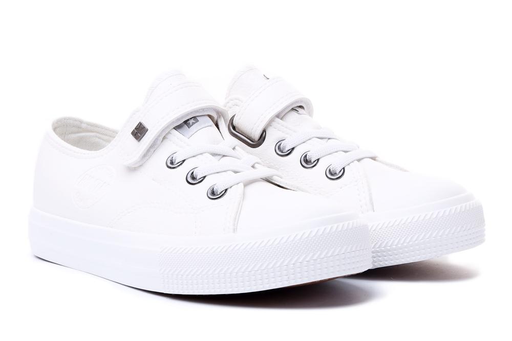 BIG STAR EE374035 biały, półbuty dziecięce, sklep internetowy e-kobi.pl