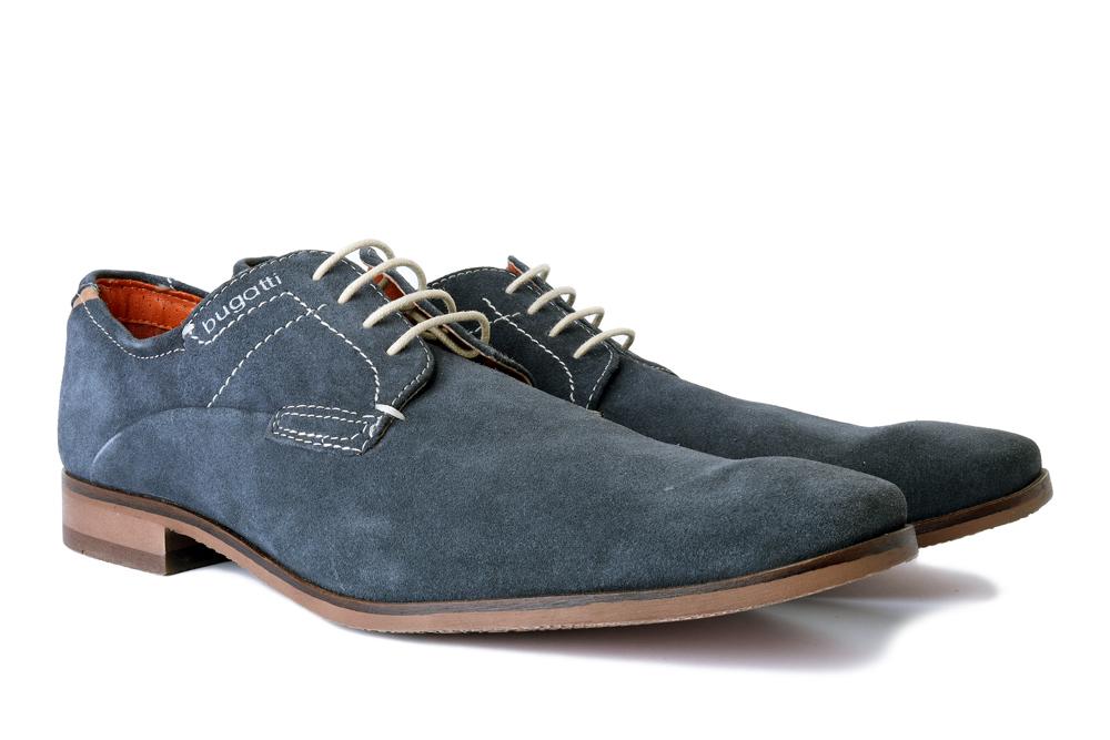 BUGATTI R1408-3 425 dark blue, półbuty męskie, sklep internetowy e-kobi.pl