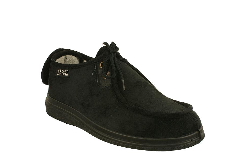 BEFADO DR ORTO 387D 005 czarny, obuwie profilaktyczne damskie, sklep internetowy e-kobi.pl